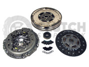 LuK 1.9 TDi Dual Mass Flywheel and Clutch Kit for VW Passat, Audi A4 and Audi A6 6 Speed AVF Engines
