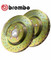 Brembo Drilled Rear discs RD217000