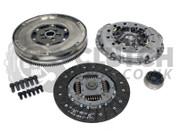 LuK 2.0 TDi Dual Mass Flywheel and Clutch Kit for Audi A4 / A6 B7 Platform