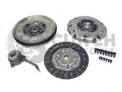 Transporter T5 2.5 TDi PD163 / PD174 6 Speed LuK Dual Mass Flywheel and Clutch Kit