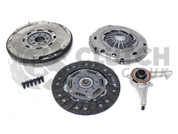 Transporter T4 2.5 TDi AXG / AHY 151 LuK Dual Mass Flywheel and Clutch Kit