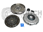 LUK Dual mass flywheel and Sachs Performance clutch kit