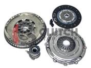 LUK Dual Mass flywheel and Sachs Performance Clutch Kit 500nm Volvo 2.4 D5