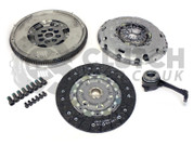 LuK Dual Mass Flywheel and LuK Clutch Kit 415 0318 10
