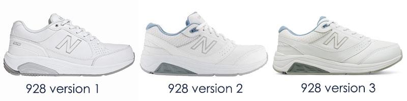 New Balance 928 walking