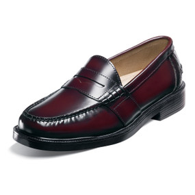 Men's Lincoln loafer - Burgundy