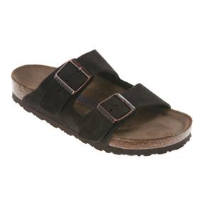 Birkenstock Arizona Soft Footbed - Mocha (Regular Width)