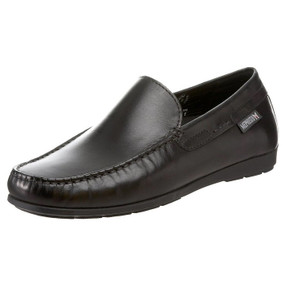 Men's Algoras - Black Leather