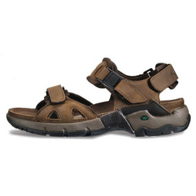 Mephisto Men's Alligator- Brown Waxy / Dark Brown Neoprene