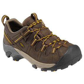 Keen Men's Targhee II - Cascade Brown / Golden Yellow