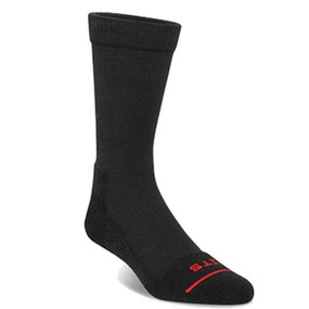 FITS Casual Crew Socks - Black