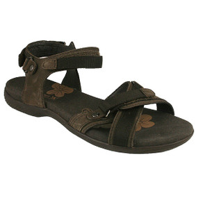 Women's Ibiza - Brown Oil Nubuck