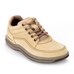 Rockport Men's World Tour Men's Classic - Sand Nubuck