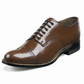Stacy Adams Men's Madison Cap Toe Oxford - Brown