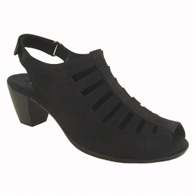 Women's Abby - Black Nubuck