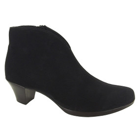 Women's Robyn - Black Suede