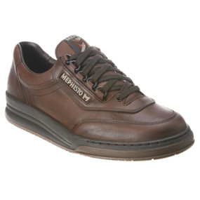 Men's Match - Dark Brown Vintage
