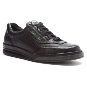 Men's Match - Black Grain