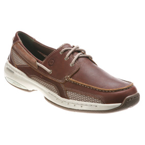 Dunham Men's Captain - Brown WP leather