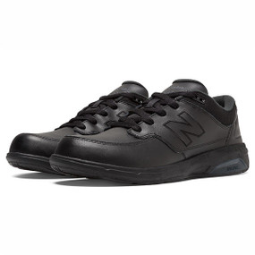 813 Men's Walking - Black