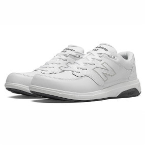 813 Men's Walking - White