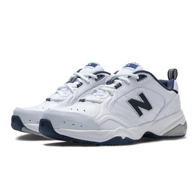 624 Men's Cross Training - White / Navy