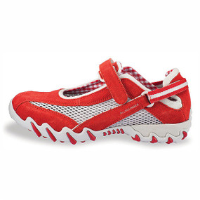 Women's Niro - Chili Red / Cool Grey