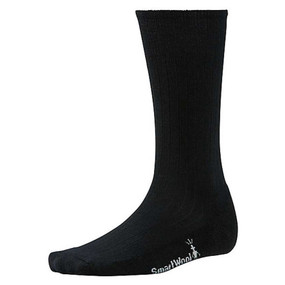 Men's New Classic Rib Socks - Black