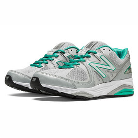 1540v2 Women's Stability & Motion Control - Silver / Mint Green