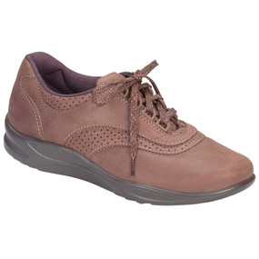 SAS Women's Walk Easy - Chocolate Nubuck