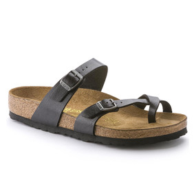 Birkenstock Women's Mayari - Licorice Leather