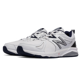 857v2 Men's Cross-Training - White / Navy