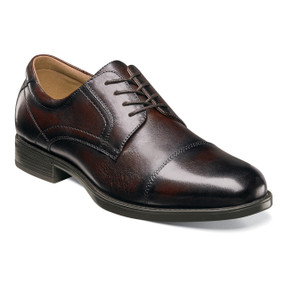 Florsheim Men's Midtown Cap Toe Oxford - Brown