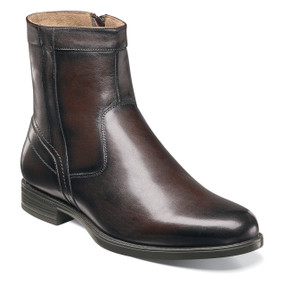 Men's Midtown Zipper Boot - Brown