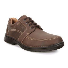 ECCO Men's Fusion II Tie - Cocoa Brown