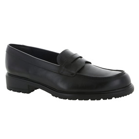 Women's Jordi - Black Leather