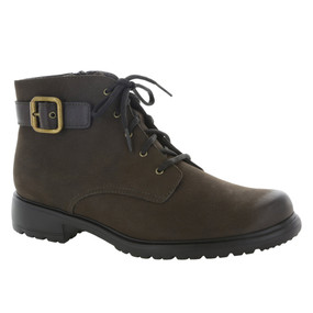 Women's Bradley - Brown Tumbled Nubuck