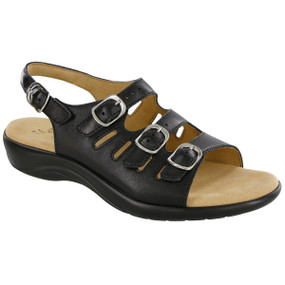 Women's Mystic Sandal - Black