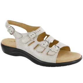 Women's Mystic Sandal - Linen