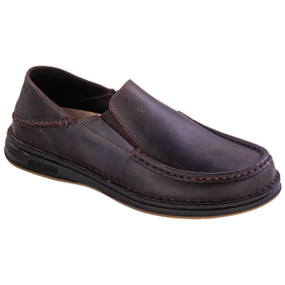 Men's Duma - Natural Brown Leather