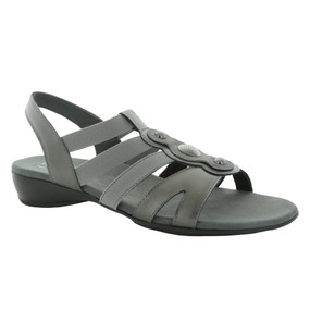 Women's Destiny - Pewter Leather