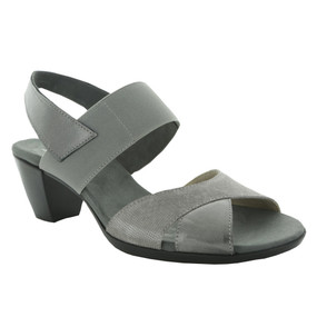 Women's Darling - Pewter Metallic Combo