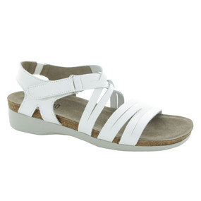 Women's Kaya - White Leather