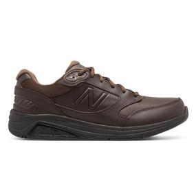 928v3 Men's Walking - Brown Leather