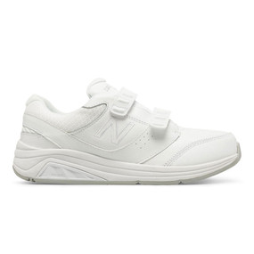 928v3 Women's Walking - Hook and Loop White