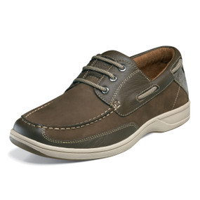 Men's Lakeside Oxford - Brown Nubuck