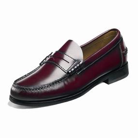 Men's Berkley Loafer - Burgundy