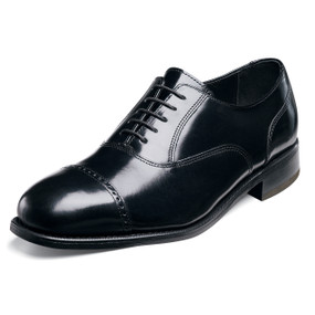 Florsheim Men's Lexington Cap Toe Oxford - Black