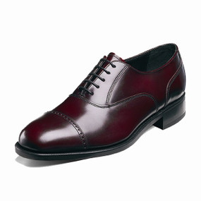 Florsheim Men's Lexington Cap Toe Oxford - Wine