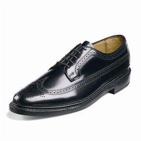 Men's Kenmoor (Wing Tip Brogue) - Black